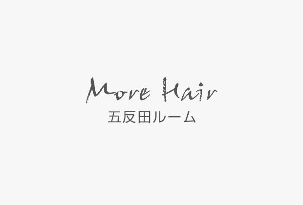 MoreHair 五反田ルームの写真画像